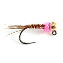 Pink thorax pheasant tail