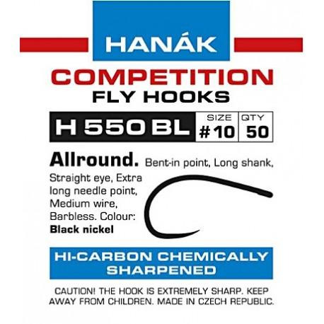 Hanak H550 BL All Round Hooks