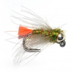 Red Tag Nymph (Jig Hook)