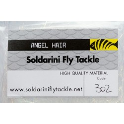Pearl Aurora - 302 - Angel Hair - Soldarini Fly Tackle