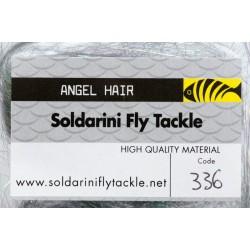 Peacock Green- 336 - Angel Hair - Soldarini Fly Tackle