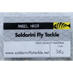 Silver - 380 - Angel Hair - Soldarini Fly Tackle