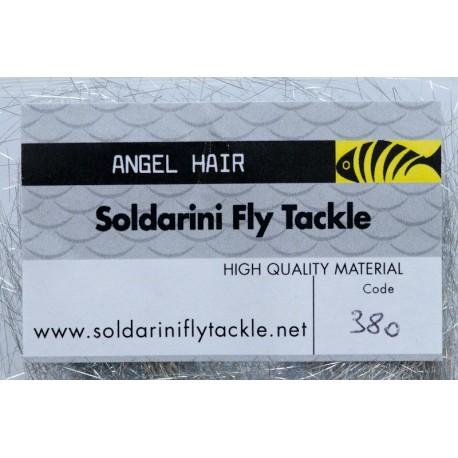 Silver - 380 - Angel Hair - Soldarini Fly Tackle