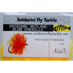 Sunburst - 1003 - Blob Chenille - Soldarini Fly Tackle