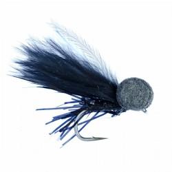 Black Straggle Booby