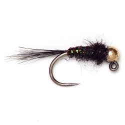 Sandro's special flashback nymph, size 16.