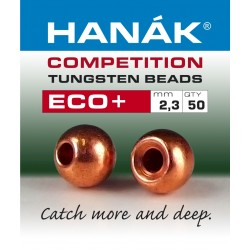 Eco + Copper - Tungsten Beads - 50