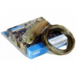 Camou Clear Leader Fly Line - Hanak Competition