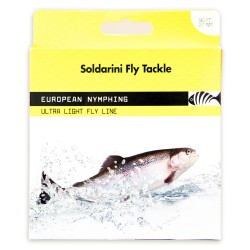 European Nymphing Ultra Light Fly Line - Soldarini