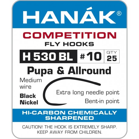 H530BL - Pupa & Allround