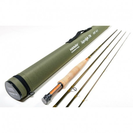 Combo - Hanak Competition Superlight Rod and Reel