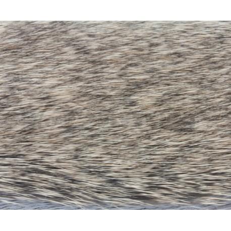 Deer Hair - Natural Dark
