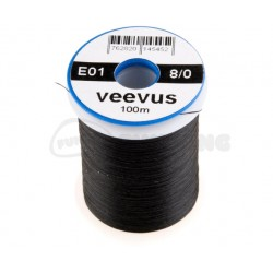 Veevus 8/0 thread - black