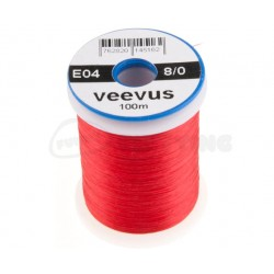Veevus 8/0 thread - Red