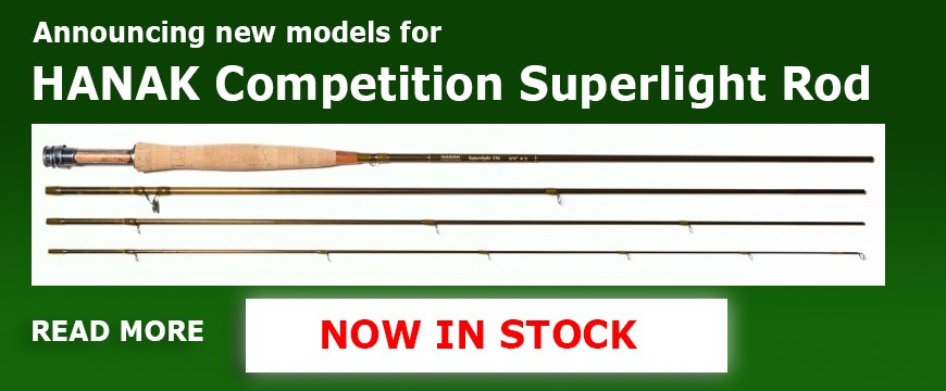 Superlight Rods