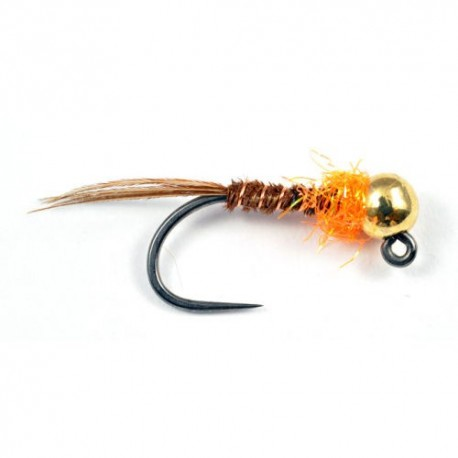 Orange thorax pheasant tail size 12, 14, 16