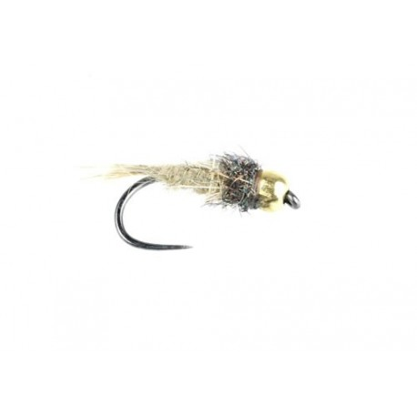 Spectra Dubbing No.45 Thorax Gold Head Hare's Ear Nymph