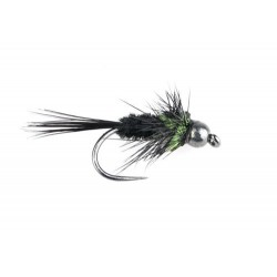 Black Tungsten Bead Montana Nymph