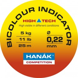 Hanak Competition Bi-Colour Indicator Line 25m