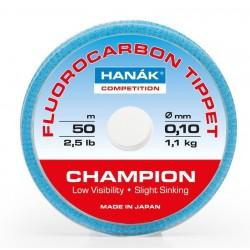 Hanak Competition Fluorocarbon Tippet 50m