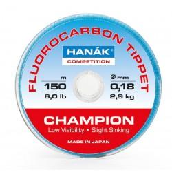 150m Fluorocarbon Tippet - Hanak Competition