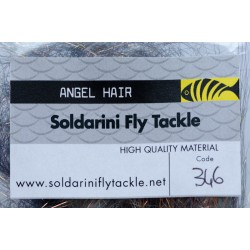 Peacock Bronze- 346 - Angel Hair - Soldarini Fly Tackle