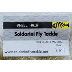 Gold - 381 - Angel Hair - Soldarini Fly Tackle