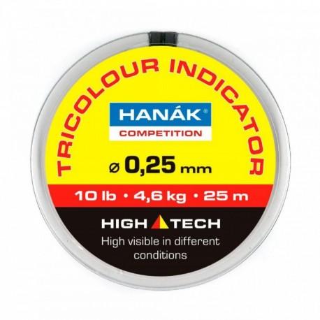 Hanak Competition Tricolour Indicator Line 25m
