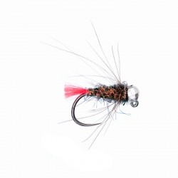 Spectra Brown Body Red Tag