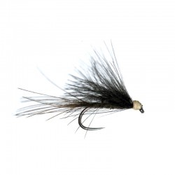 Quill CDC F fly with CDC tail