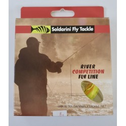 River Competition Fly Line