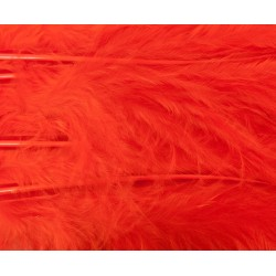 Nature's Spirit Prime Marabou - Hot Orange