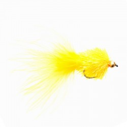 Two Tone Gold Bead Sunburst Streamer
