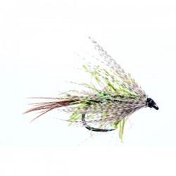 Micro Core Straggle Olive & Pearl