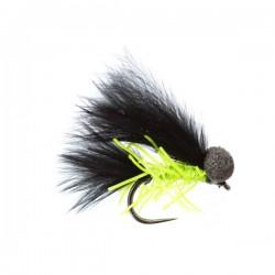 Straggle Black Cat Booby