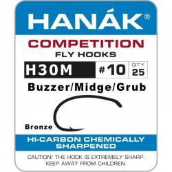 Hanak H30M Buzzer Hook Barbed