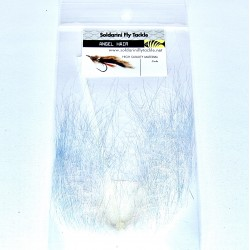 Pearl & Violet - Angel Hair - Soldarini Fly Tackle