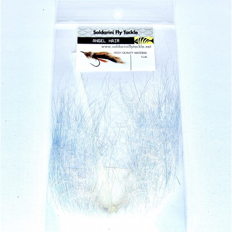 Pearl & violet - Angel Hair - Soldarini Fly Tackle